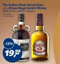 (real offline) Chivas Regal 12 Blended Scotch Whisky (0,7l 40%)