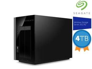(IBood) Seagate 2-Bay-NAS 4 TB, 1,7 GHz, WSS 2012