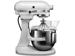 (IBood) KitchenAid 5KPM5EWH Heavy Duty Küchenmaschine