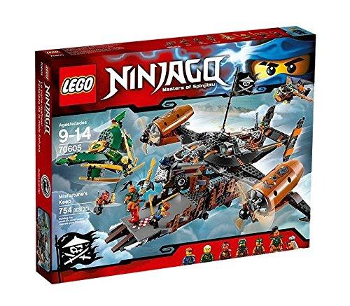 [Amazon.co.uk] LEGO Ninjago 70605 Luftschiff des Unglücks