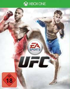 (Amazon) EA Sports UFC (Xbox One) für 13,72€