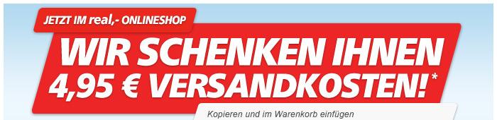 (Real.de) Versandkostenfreie Lieferung bis 30.9.2016