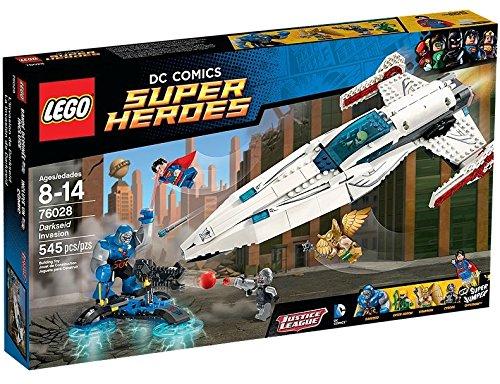 (TheHut) Lego DC Comics Super Heroes - Darkseids Überfall (76028)