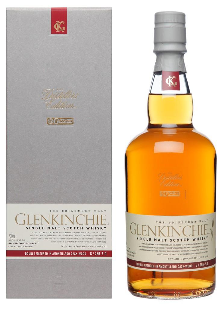 [beta.gourmondo] Glenkinchie Distillers Edition 0,7 l  -62% zur UVP?