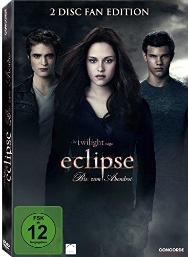[Amazon WHD - Wie neu & Prime] Eclipse - Bis(s) zum Abendrot (Fan Edition) [2 DVDs] (109x verfügbar)