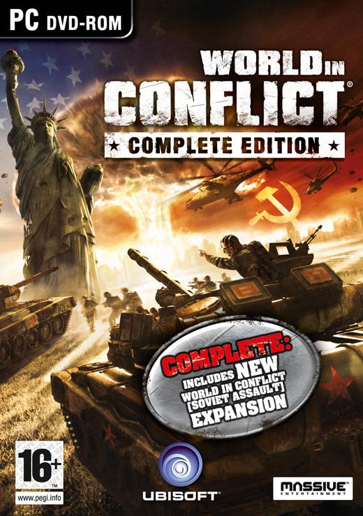 [gog.com] World in Conflict Complete Edition: Ein Klassiker der immer noch super aussieht!