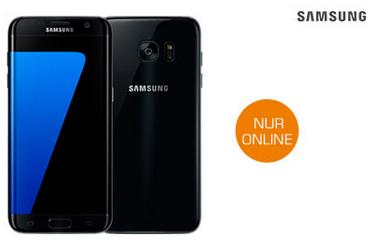 [Saturn.de] Samsung Galaxy S7 Edge + Flat Allnet Comfort Vodafone 1GB = 650,70€