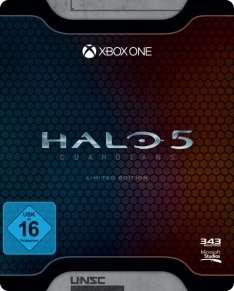 Halo 5: Guardians - Limited Edition (Xbox One) für 24,90€ [Notebook.de]