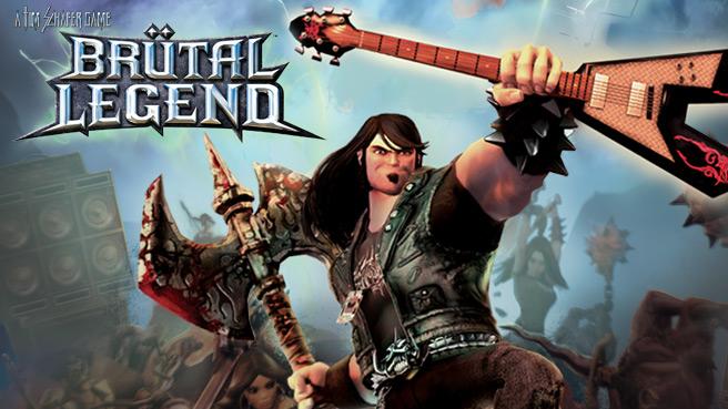 Brütal Legend auf GOG 90% reduziert
