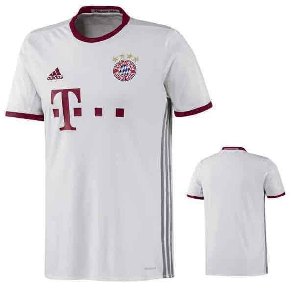 adidas FC Bayern München Champion League Trikot 16/17 FCB