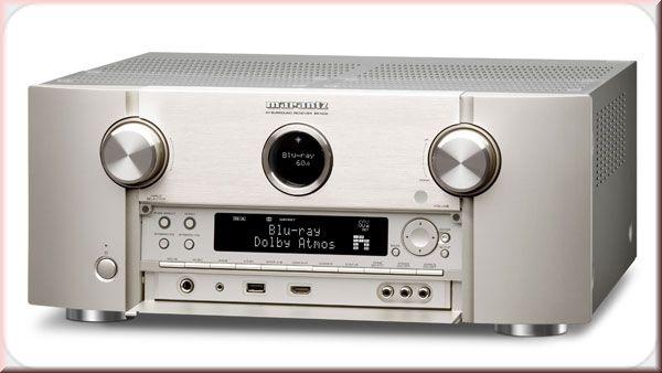 (sg-akustik.de) Marantz SR7010 9-Kanal A/V-Receiver, Silbergold - Neu in OVP