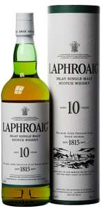 Laphroaig 10yo Single Malt Scotch Whisky für 25,99