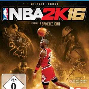 Amazon Prime NBA 2K16 M. Jordan Edition für PS4 für 19,97