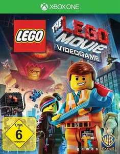 """Lego: The Movie"" & ""The Hobbit"" & ""Marvel Super Heroes"" für je 10€ [Xbox Store Gold]"