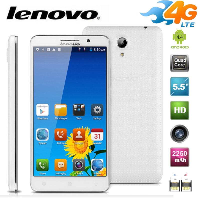 eBay - Lenovo A616 4G LTE Dual SIM Handy Smartphone 4GB Quad Core Android WIFI