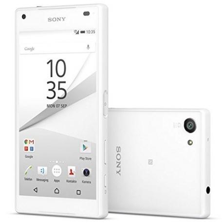 Sony Xperia Z5 Compact ohne Vertrag weiß