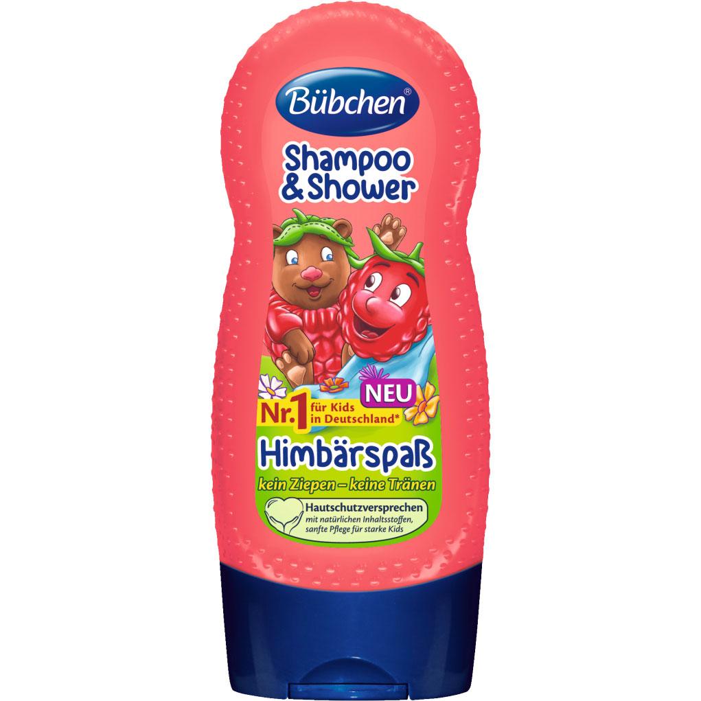 [Netto MD] Bundesweit; Bübchen shampoo & Shower + gold - Zeitschrift | 0,71€ je Tube