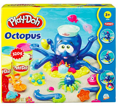 20% Rabatt auf Play Doh ab 29€ MBW bei [mytoys] z.B. Octopus-Spielset und 24er Dosen Megapack für 27,73€ inkl. VSK statt ca. 45€