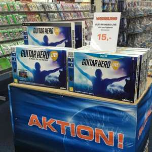 Guitar Hero Live (Saturn Regensburg)