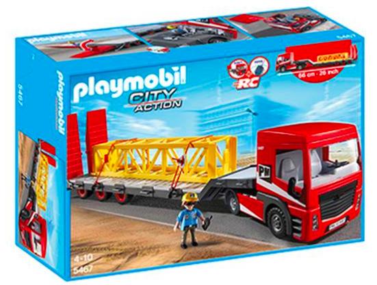 Playmobil Angebote bei [GALERIA Kaufhof] z.B. Schwertransporter für 29,99€ bei Abholung (auch Amazon Prime)
