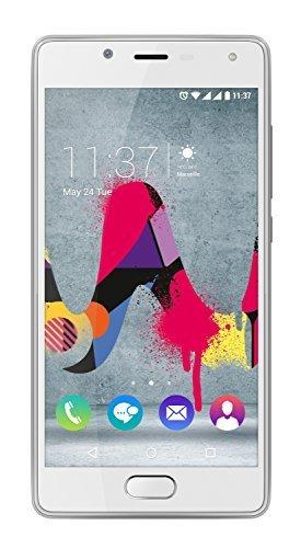 Wiko UFEEL LITE, 5 Zoll HD Display, 16 Gb intern, 2Gb Ram, kein Hybrid Slot, Android 6.0, Dual Sim, LTE, Fingerabdrucksensor für 139,50 € > [amazon.es]