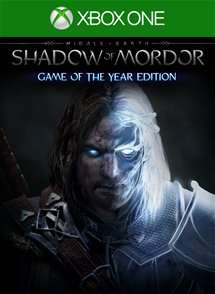 (Xbox Live US) Mittelerde: Mordors Schatten (Xbox One) Game of the Year Edition für 8,90€ und Mortal Kombat X (Xbox One) für 10,67€