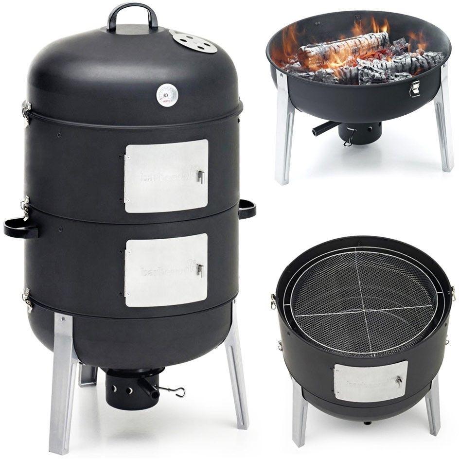 [ebay] Barbecook Smoker XL Räucherofen für 119,99€ inkl. Versand statt 239€