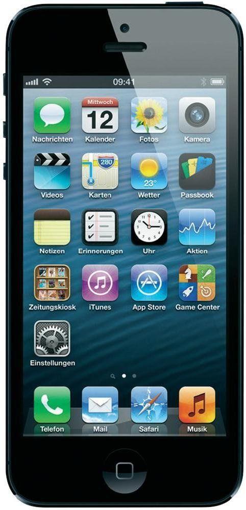 [eBay] iPhone 5 64GB schwarz NEU - 299€