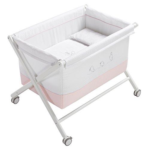 Mini Babybett Stubenbett 50x80x70