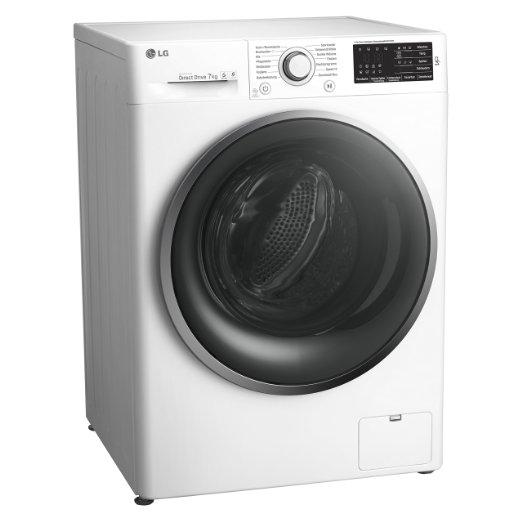 [cyberport] LG Electronics F 14U2 QCN0 Waschmaschine Frontloader A+++ / 104 kWh / 1400 UpM / 7 kg / Smart Diagnosis / weiß [Energieklasse A+++]