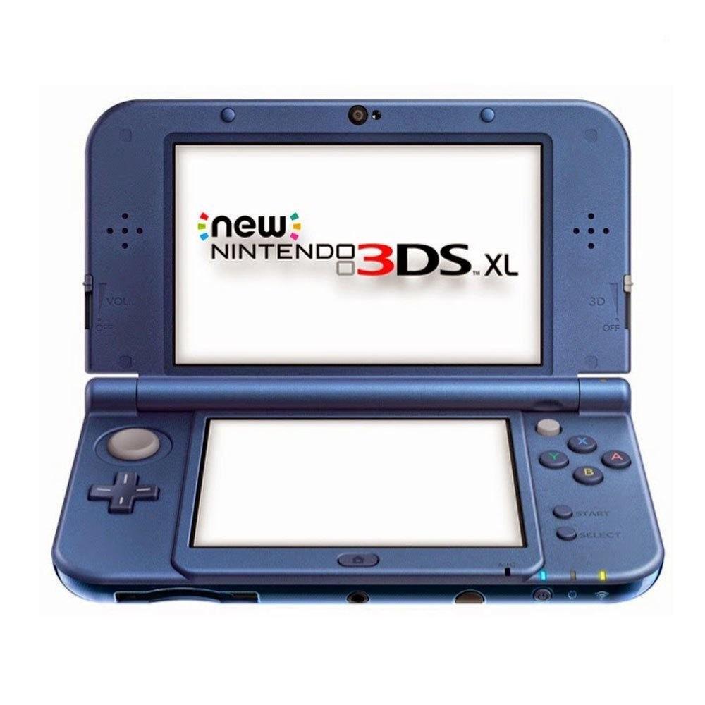 [Ebay] Nintendo New 3DS XL in Blau für 161,95€