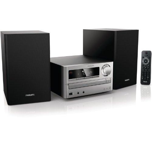 Amazon - Philips MCM2000/12 Micro-Musiksystem/ Kompaktanlage