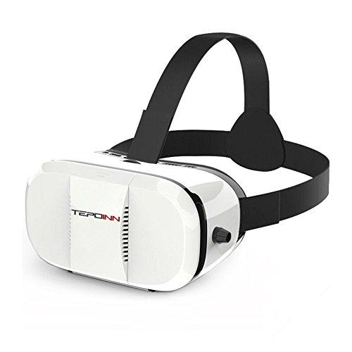 Tepoinn Google Cardboard VR Brille (Amazon) für viele Smartphones geeignet 9,99€
