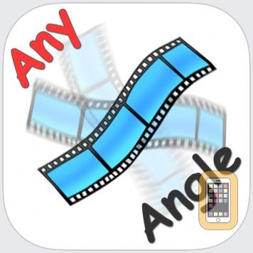 [iOS] Rotate Video 360° - Vide Ausrichtung ändern - 360 Grad