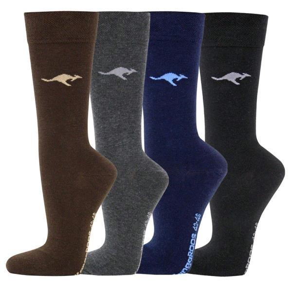 (Sim Buy) 30 Paar Socken mit 80% Baumwolle von KangaROOS für €  26,41 / 0,88€ das Paar