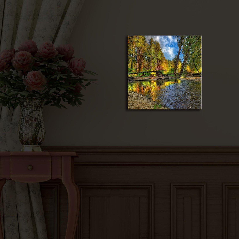 @Amazon: Abverkauf / Restbestände von Asir Group LLC Dekorativ Led Bildern / Leinwänden ab 5,61€