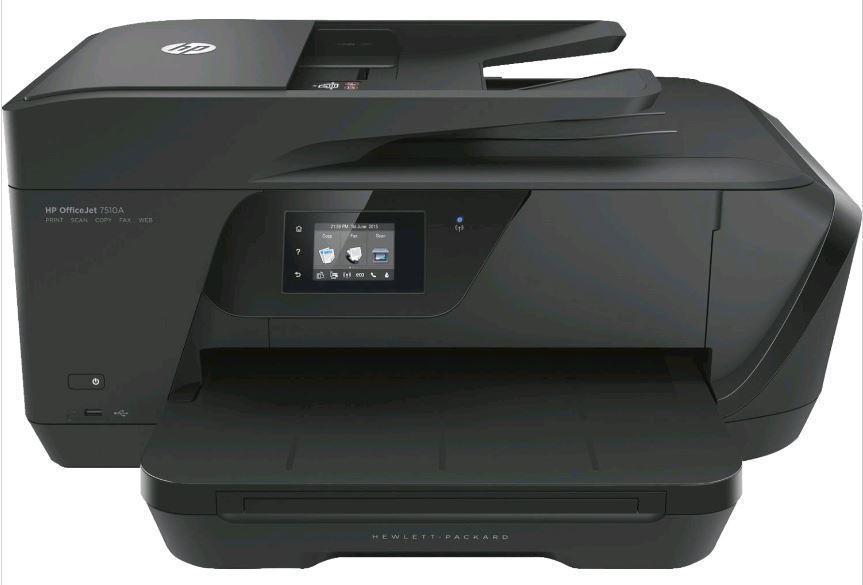 HP Officejet 7510 All-in-One Multifunktions Drucker