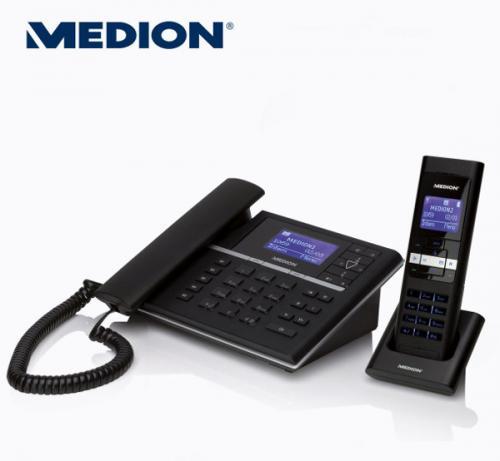 LOKAL Dresden Medion Life S63088 (MD 83208): Aldi-Telefon im Schnäppchen