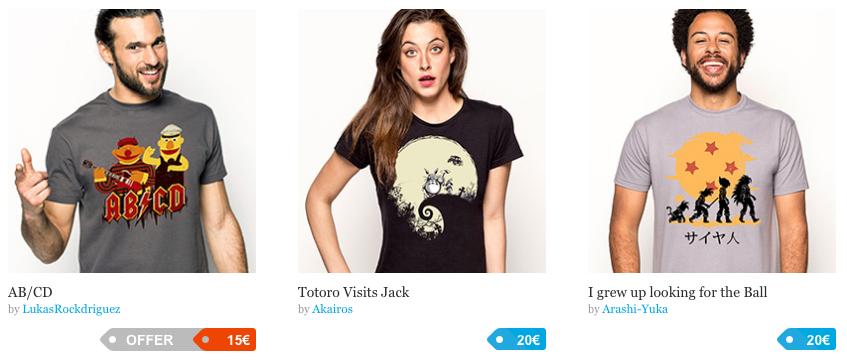 20% Rabatt auf Merchandise T-Shirts, Pullis und Co. bei pampling.com mit Rabatt Code SUPERCO