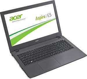 Acer Aspire E5-574G-57Z1 39,62 cm (15,6 Zoll Full HD) Notebook (Intel Core i5-6200U, 8GB DDR3L RAM, 512GB SSD, NVIDIA GeForce 940M, DVD Brenner, Win 10 Home 64 Bit) schwarz/grau für 579€ @Amazon.de