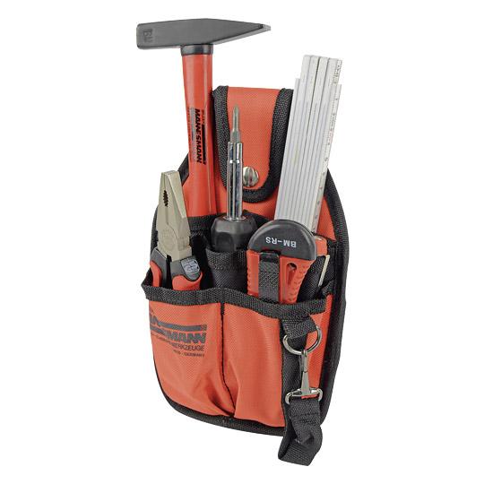 Mannesmann™ - 7-teiliges Werkzeug-Set mit Gürteltasche ab €10.- [@Real.de]