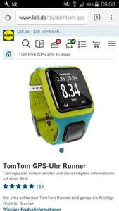 TomTom Runner Smartwatch