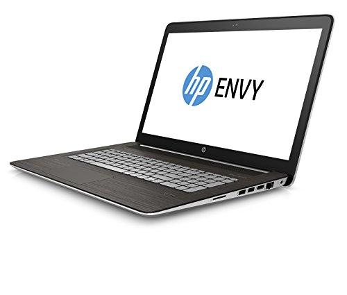 HP Envy Multimedia / High End 17,3 Zoll Notebook mit i7-6500U - Full HD Display, 2000GB Festplatte, 16GB Arbeitsspeicher, NVIDIA GeForce 940M, DVD Brenner, Windows 10 Home statt 949€