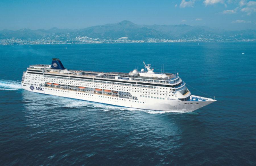 17. bis 24.09.16 Kreuzfahrt Westliches Mittelmeer 1 Woche auf der MSC Armonia ab/bis Genua