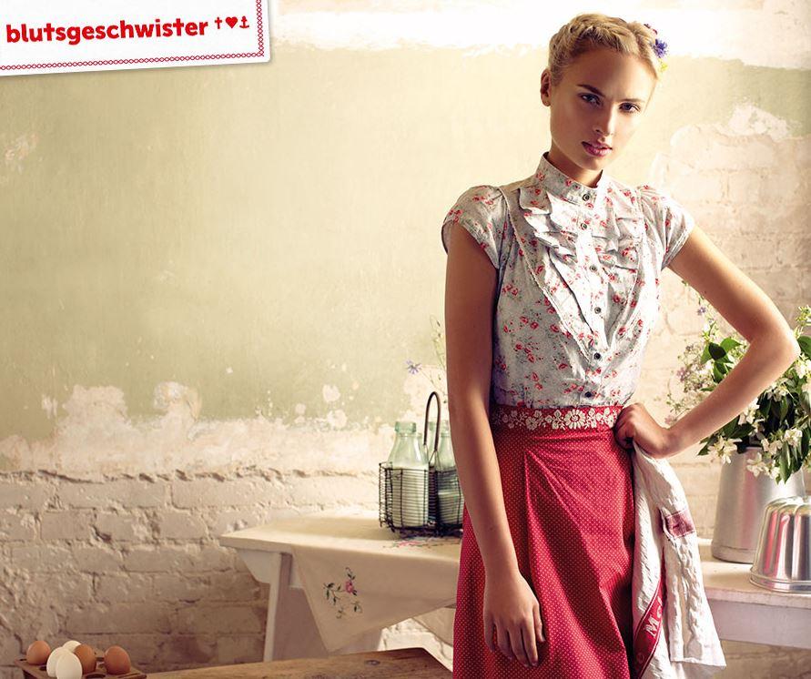 For se Ladies: Blutsgeschwister Sale @ Brands4Friends ebay-Outlet ab 9,99 / ca, 65-80% Discount , ca. 150 Produkte aller Kategorien