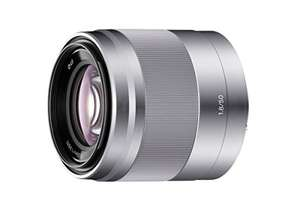 Sony SEL50 f1,8 APS C  e-mount Portrait Objektiv / Festbrennweite für 215€ bei Amazon.co.uk