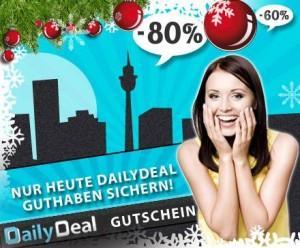 Tchibo Gutscheinkarte für 9 Euro statt 20 Euro bei Dailydeal