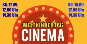 [Lokal Niederrhein] Zum Weltkindertag günstig Kinderfilme im Kino sehen
