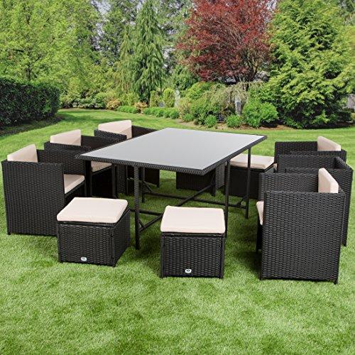 Amazon - Ultranatura Poly-Rattan Lounge-Set