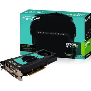 [Mindfactory] 4096MB KFA2 GeForce GTX 970 für 199,90€